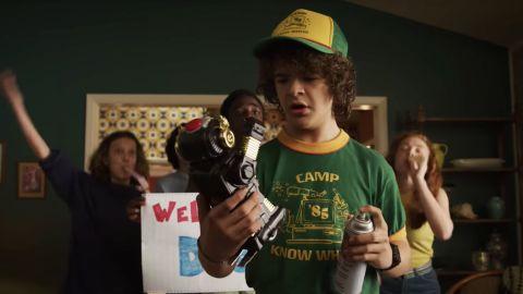 'Stranger Things' gets meta on the '80s in Season 3