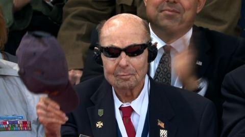 trump d day anniversary speech ray lambert veteran sot vpx_00025807.jpg