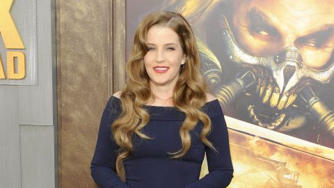 Lisa Marie Presley first went public in 2018 with her substance abuse problem.