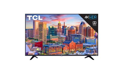 """What if you could get a TV that has a streaming player built in? This <a href=""""https://amzn.to/2ImlSlw"""" target=""""_blank"""" target=""""_blank"""">49-inch TCL model is not only 4K UHD but also runs a Roku smart OS</a>. This gives you access to a ton of streaming options like Prime Video, Netflix, YouTube and Hulu. ($319.99, originally $599.99; <a href=""""https://amzn.to/2ImlSlw"""" target=""""_blank"""" target=""""_blank"""">amazon.com</a>)"""