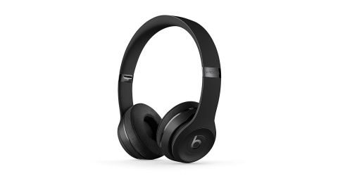"""With fast pairing for all iOS devices, booming sound, a comfortable design and plenty of color choices, the <a href=""""https://amzn.to/2MyBTtN"""" target=""""_blank"""" target=""""_blank"""">Beats Solo3 headphones</a> are a great option. ($299.95; <a href=""""https://amzn.to/2MyBTtN"""" target=""""_blank"""" target=""""_blank"""">amazon.com</a>)"""