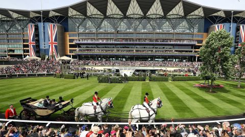 Royal Ascot is one of the highlights of the British summer's sporting and cultural calendar. Britain's Queen Elizabeth II and other leading members of the royal family are regular visitors.