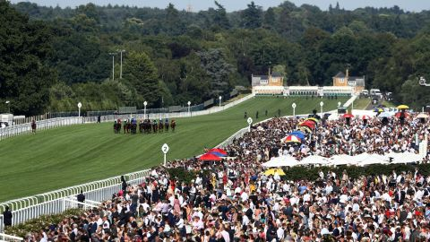 The racing is world class with the cream of Europe's equine superstars and top trainers and jockeys.