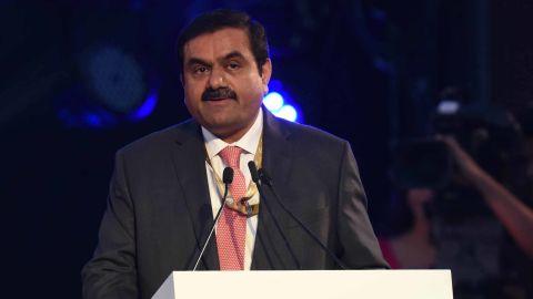 Gautam Adani is one of India's wealthiest people.