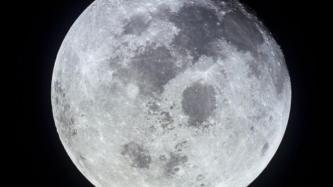 It took the crew 76 hours to travel 240,000 miles from the Earth to the moon.