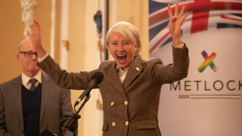 Emma Thompson in 'Years and Years'