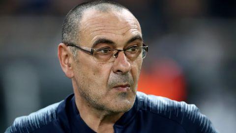 Chelsea  beat Arsenal to win the Europa League under Sarri.