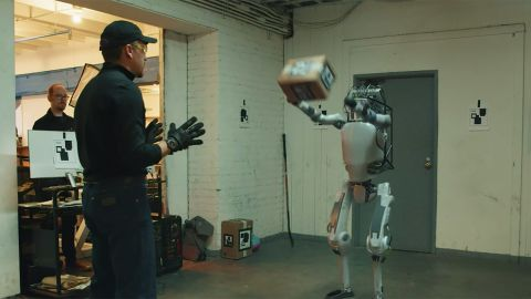 LA production company Corridor Digital published a video parodying engineering group Boston Dynamics.