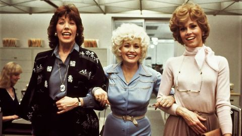 """<strong>""""9 to 5"""" </strong>Rotten Tomatoes editor Jacqueline Coley describes this 1980 workplace comedy """"as a #MeToo movie before the #MeToo movement."""" Starring Lily Tomlin, Dolly Parton and Jane Fonda as secretaries who kidnap their sexist boss and revamp the business with an eye toward equality, """"9 to 5"""" feels just as relevant today as it did nearly 40 years ago.<strong> Where to watch: </strong>Amazon Prime Video (rent/buy); iTunes (rent/buy); Google Play (rent/buy)"""