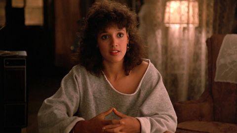 """<strong>""""Flashdance""""</strong> Even if you've never seen this 1983 movie, you know the scene: Jennifer Beals, in a leotard and leg warmers, sweating it out to the song """"Maniac"""" as she rehearses her dance moves. Come for the '80s dance attire, stay for the award-winning original songs. <strong>Where to watch: </strong>Hulu; Amazon Prime Video; Epix; Google Play (rent/buy)"""