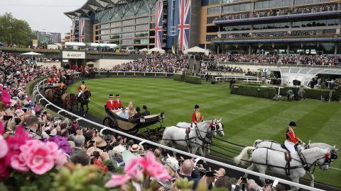 Royal Ascot is a highlight of the British sporting and cultural calendar.