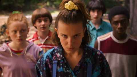 """It's going to be a wild summer at the mall with the kids from """"Stranger Things."""" The hit Netflix series is returning with Season 3 in July. Here is some of what else is streaming during the month. For more on what to watch, <a href=""""http://www.cnn.com/shows/the-movies-cnn"""" target=""""_blank"""">check out CNN's new Original Series """"The Movies""""</a> Sunday nights at 9 p.m. ET/PT starting July 7."""