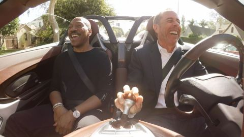 """<strong>""""Comedians in Cars Getting Coffee Season 11: Freshly Brewed""""</strong>: Jerry Seinfeld's roving talk show combines coffee, laughs and vintage cars into quirky, caffeine-fueled adventures with the sharpest minds in comedy. <strong>(Netflix) </strong>"""