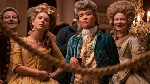 """<strong>""""Harlots"""" Season 3</strong>: Set against the backdrop of 18th century Georgian London, the series continues to follow the fortunes of the Wells family whose matriarch runs a brothel. <strong>(Hulu) </strong>"""
