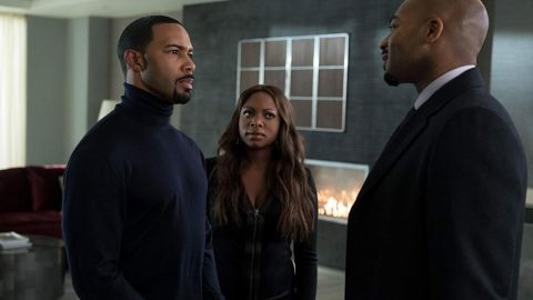 """<strong>""""Power"""" Season 5</strong>: The hit Starz series follows the exploits of James """"Ghost"""" St. Patrick, a nightclub owner who is hampered in his desire to leave the life of being a drug kingpin and go straight. <strong>(Hulu) </strong>"""