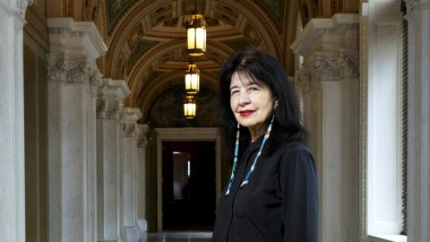 Joy Harjo has been named the country's next poet laureate, becoming the first Native American to hold that position.