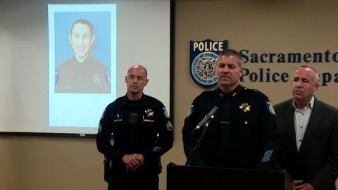 CA:Sacramento Shooting Police