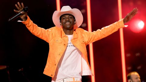"""Lil Nas X's """"Old Town Road"""" quickly climbed the charts."""