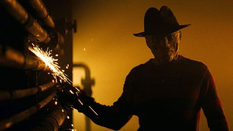 """<strong>""""A Nightmare on Elm Street"""":  </strong>Dream slasher Freddy Krueger stalks a group of sleepy teens in this 2010 horror remake of the 1984 original. <strong>(HBO NOW) </strong>"""