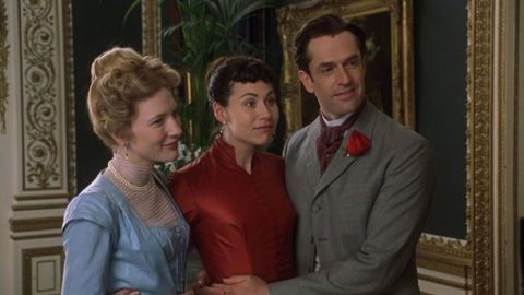 """<strong>""""An Ideal Husband""""</strong>: Rupert Everett heads an all-star cast in this story of decadence, romance and scandal based on the Oscar Wilde play. <strong>(HBO Now) </strong>"""