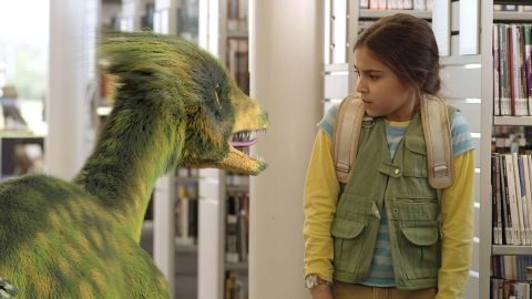 """<strong>""""Dino Dana"""" Season 3</strong>: This season, Dana becomes a big sister when her brother Dexter is born. Having a new baby around is life-changing but that's not all that's new for Dana in this series about dinosaurs and humans.<strong>(Amazon Prime) </strong>"""