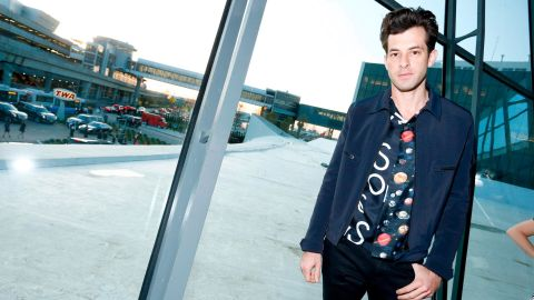 Mark Ronson has a new album (Photo by Brian Ach/Getty Images for Louis Vuitton )