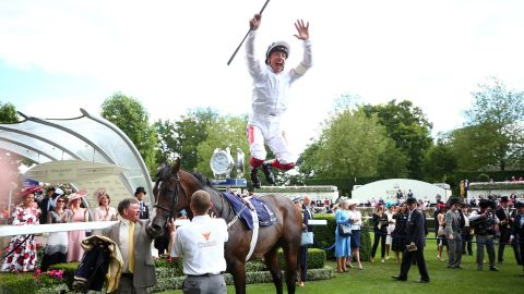 And Dettori adds another winner to his fabulous four from day three, including the Ascot Gold Cup.