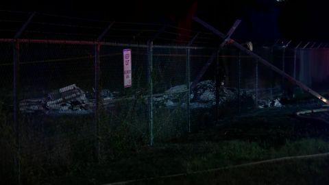 Authorities said all 11 people aboard the plane died in Friday's crash.