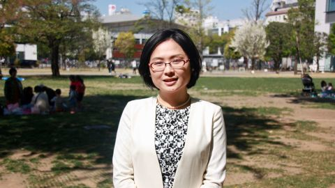 Tae Amano is a working mother of three children. Her frustrations with the day care system led her to co-found Miraco, a group dedicated to making life easier for parents in Japan.