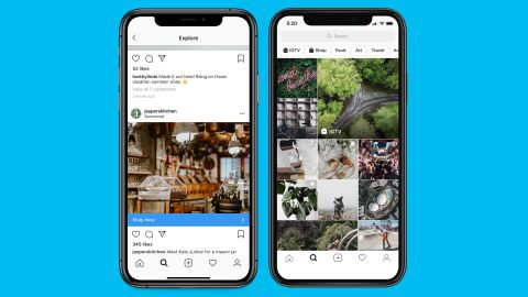 Instagram will begin showing ads on the Explore page soon.