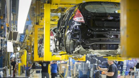 Ford is spending $11 billion over the next three to five years to reshape its operations around the world.