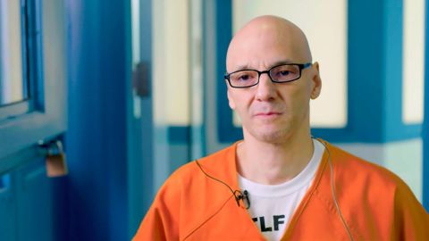 """Andrew Urdiales is a confessed serial killer who hunted and killed eight women in cold blood in California and Illinois. Chris Cuomo interviewed him for the HLN documentary series """"Inside Evil."""""""