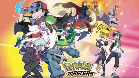 """""""Pokémon Masters"""" is scheduled for release this summer on iOS and Android."""