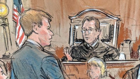 "US District Judge Michael Urbanski said the car attack was ""a crime of premeditation."""