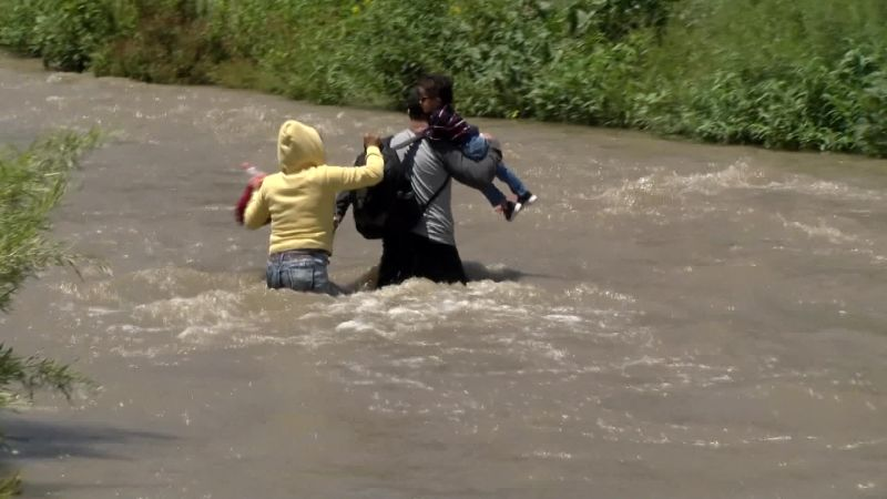 Drownings in West Texas canals are rising as more migrants arrive at the US-Mexico border | CNN