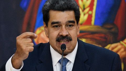 President Nicolas Maduro is under criticism from international leaders who call his election a sham.