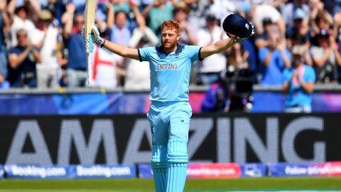 England's Jonny Bairstow has enjoyed a stellar Cricket World Cup.