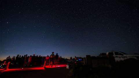 """<strong>Grand Canyon National Park (Arizona): </strong>The world-famous Grand Canyon National Park became an International Dark Sky Park in June 2019. Visitors and rangers celebrated with a """"Sky Party"""" at Grand View Point, Island in the Sky."""