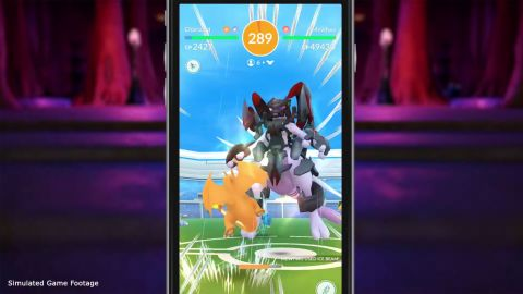 Players can fight the psychic-type Pokémon in five-star raids beginning Wednesday.