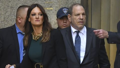 One of Harvey Weinstein's new attorneys, Donna Rotunno, pictured on the right, is a vocal critic of #MeToo.