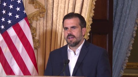 Gov. Ricardo Rosselló apologized for the languaged he used in leaked messages.