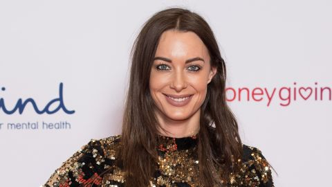 LONDON, ENGLAND - NOVEMBER 29: Emily Hartridge attends the Virgin Money Giving Mind Media Awards 2018 at Queen Elizabeth Hall on November 29, 2018 in London, England. (Photo by Jeff Spicer/Getty Images)