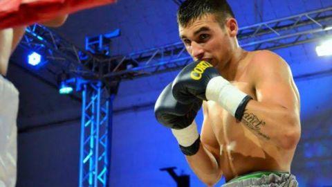 Argentine boxer Hugo Santillan was fatally injured in Saturday's fight.