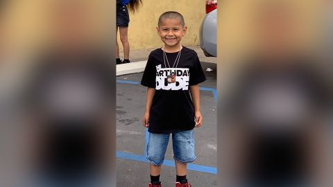 Stephen Romero, 6, was killed during the shooting at the Garlic Festival in Gilroy, California, Gilroy City Councilmember Fred Tovar told CNN.