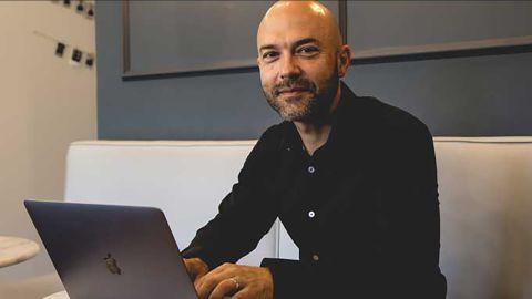 Josh Harris, author of 'I Kissed Dating Goodbye.'