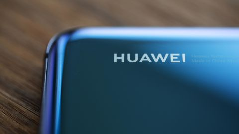 The Huawei Technologies Co. branding is displayed on the company's P20 Pro smartphone in an arranged photograph taken in Hong Kong, China, on Monday, May 20, 2019. Top U.S. corporations from chipmakers toGooglehave frozen the supply of critical software and components toHuawei, complying with aTrumpadministrationcrackdownthat threatens to choke off China's largest technology company. Photographer: Justin Chin/Bloomberg via Getty Images