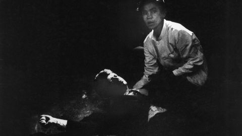 While campaigning for the Democratic Party's presidential nomination, Sen. Robert F. Kennedy was assassinated in June 1968.
