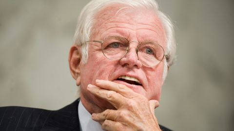 Doctors diagnosed Ted Kennedy with a malignant brain tumor in 2008 and he had surgery the same year. He died more than a year later at age 77.
