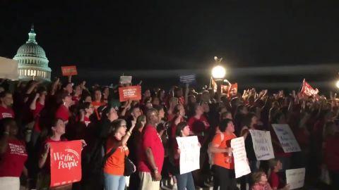 Protest El Paso shooting