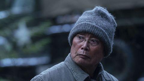 George Takei as Nobuhiro Yamatoin 'The Terror: Infamy' (Photo Credit: Ed Araquel/AMC)